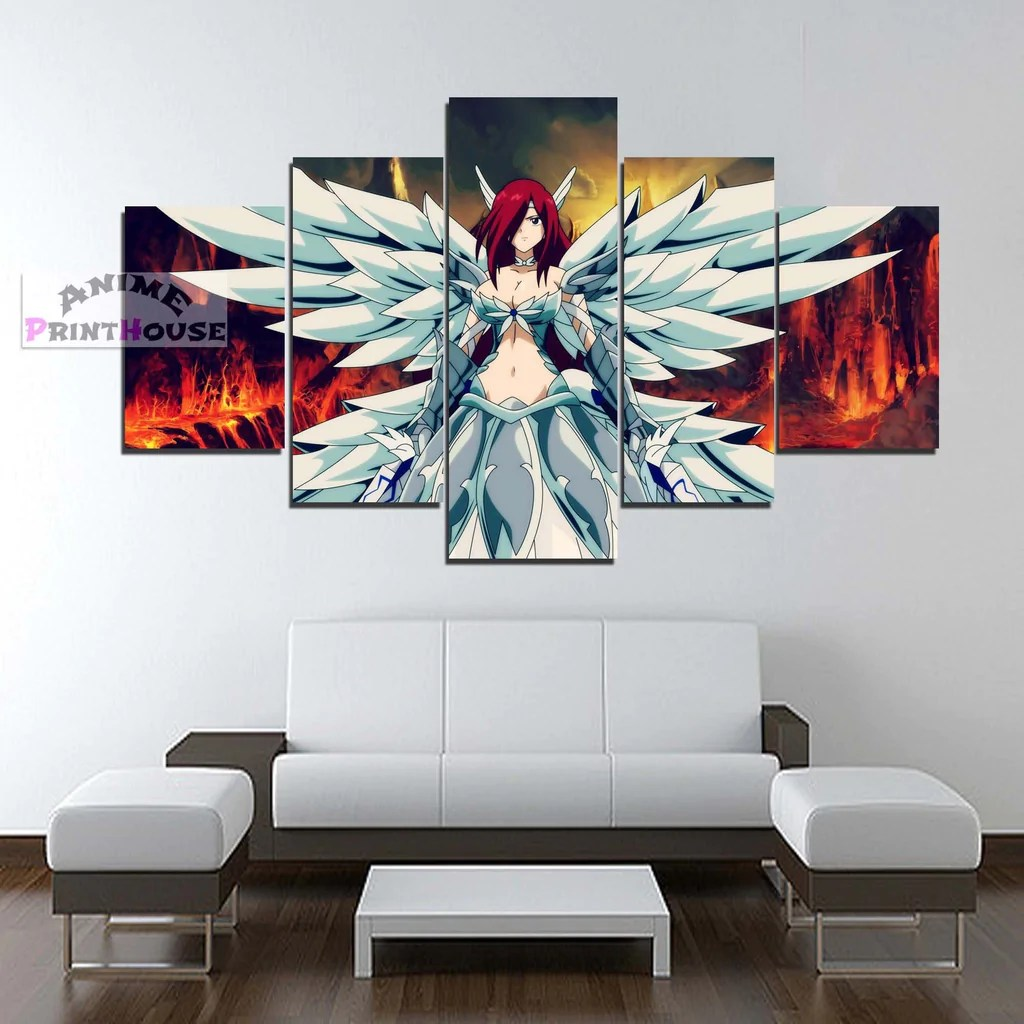 Highschool Dxd Bettwäsche Fairy Tail Merchandise Free Shipping Anime Print House