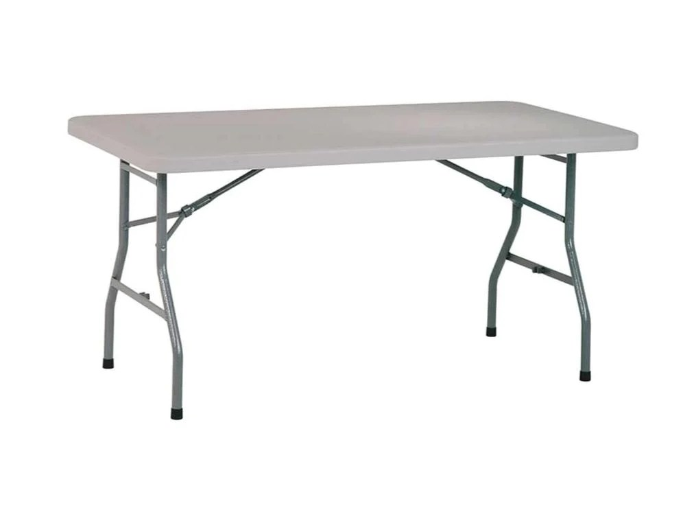 Table Pliante Multi Usage Table Pliante 6 En Résine Multiusage Office Star Série Work Smart Livraison Gratuite