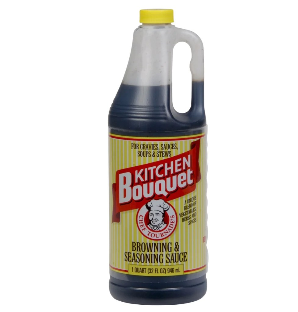 Kitchen Bouquet Kitchen Bouquet Browning And Seasoning Sauce 1 Qt