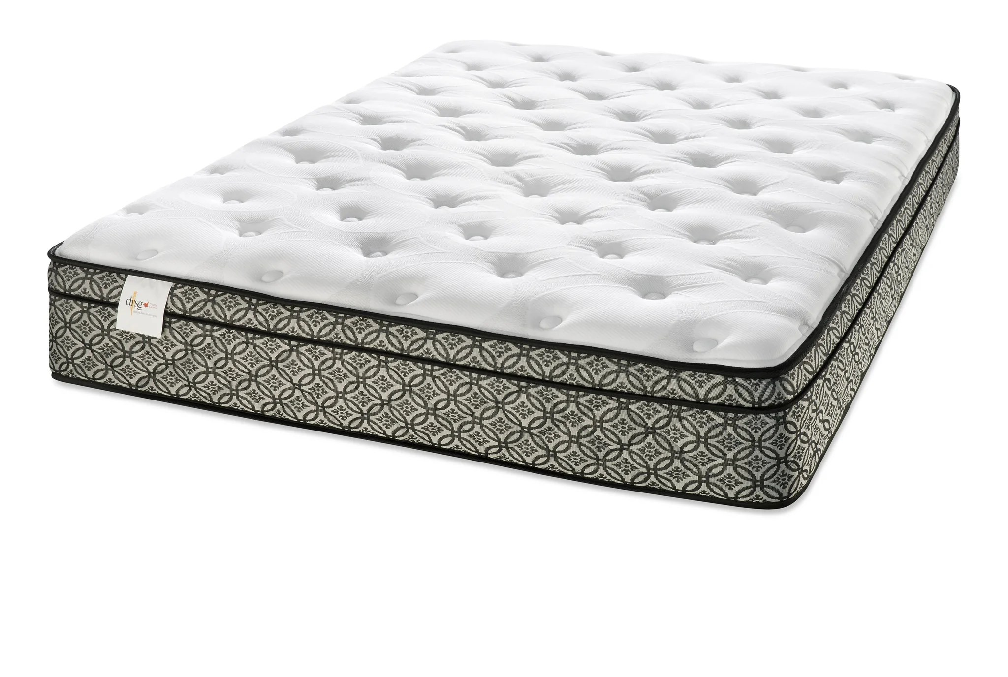 Vi Mattress Sealy Drsg Vi Eurotop Firm Mattress