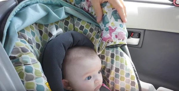 Rear Facing Car Seat How To Install How To Keep Baby Cool In The Backseat Babywise Life