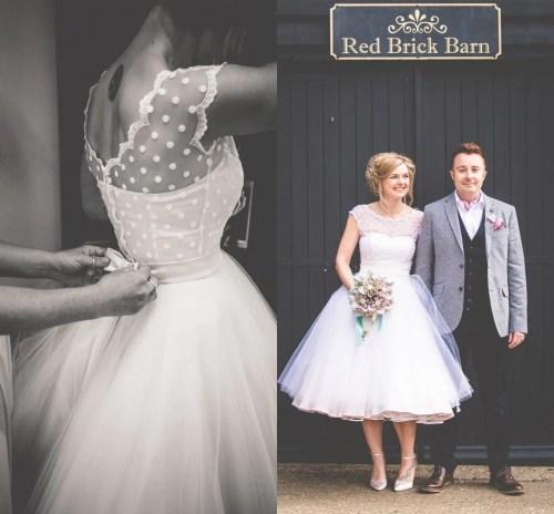 Medium Of Short Wedding Dresses
