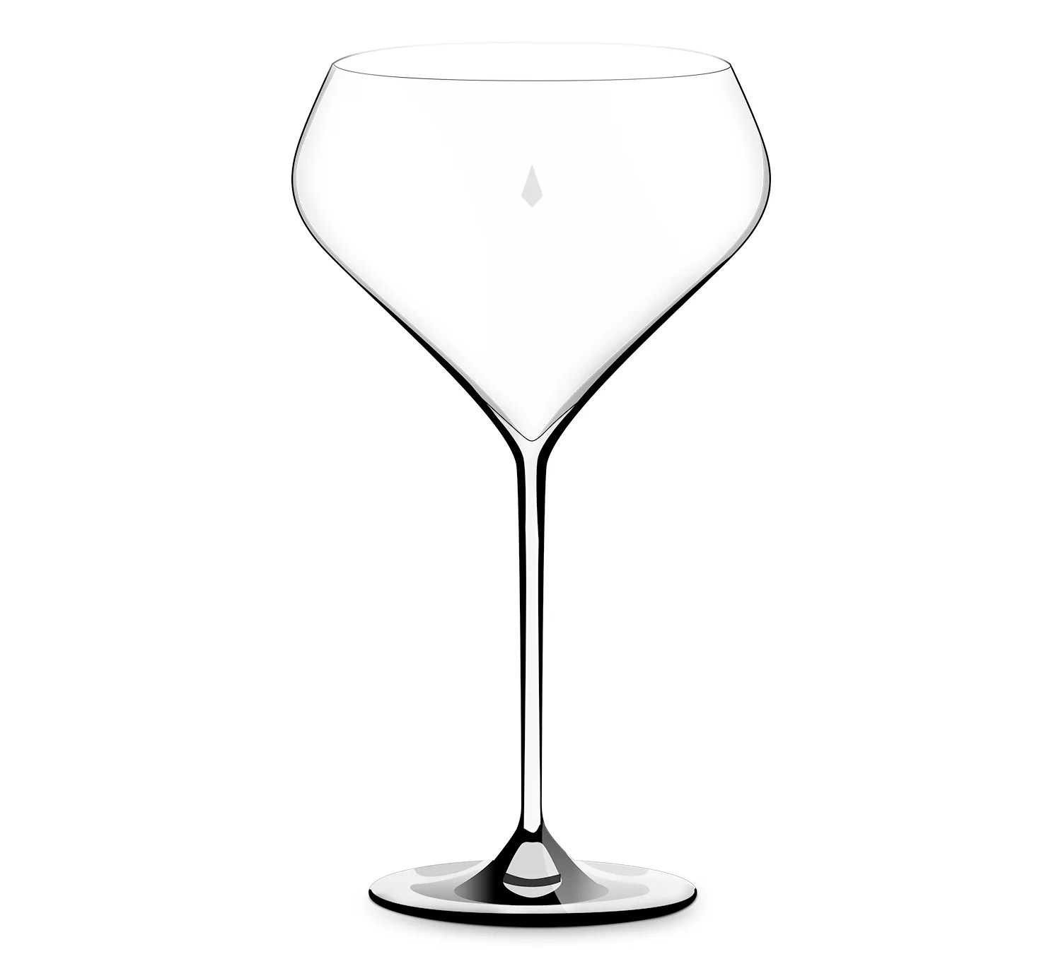 Champagne Coupe Icon Champagne Coupe Glass 6 Pack