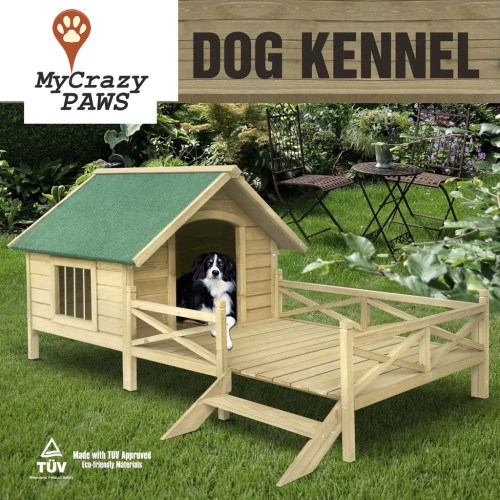 Medium Of Dog Houses For Large Dogs