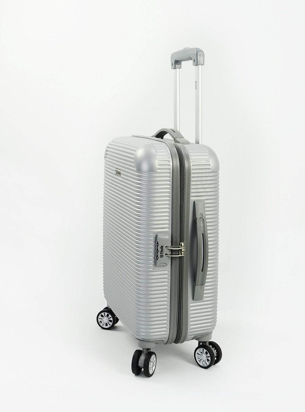 Piece Unik Unik Luggage Gamma 3 Piece Spinner Hardside Luggage Set