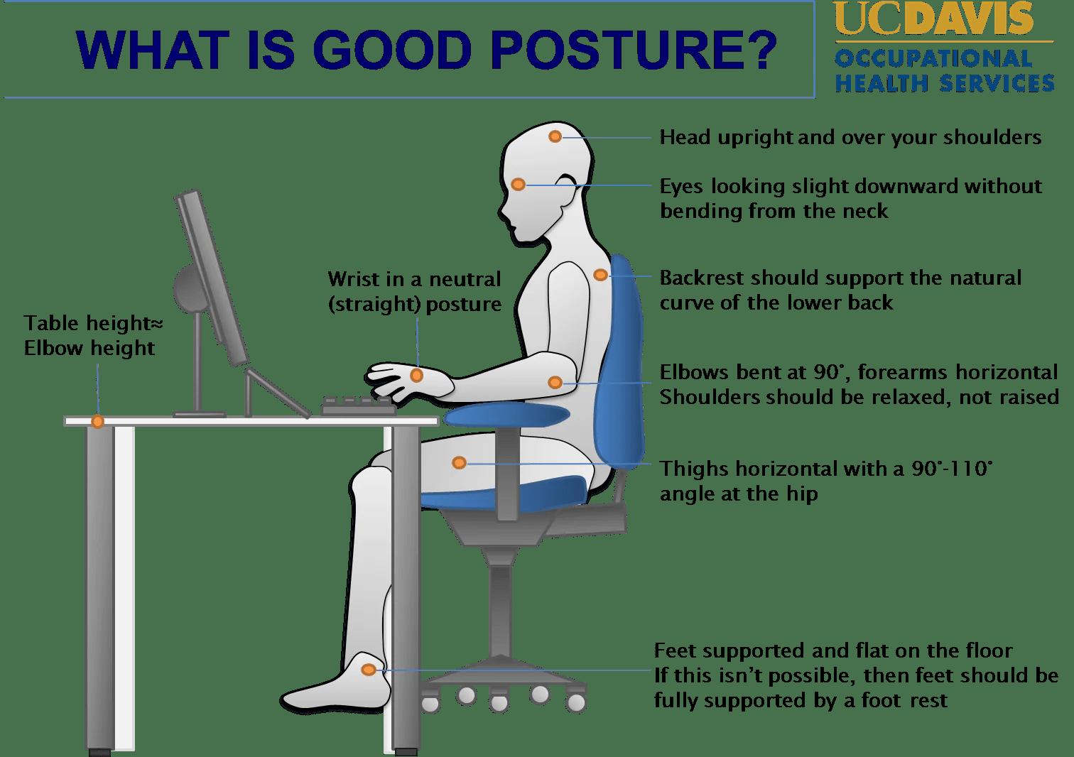 How Ergonomically Correct Office Workstation Desks Are