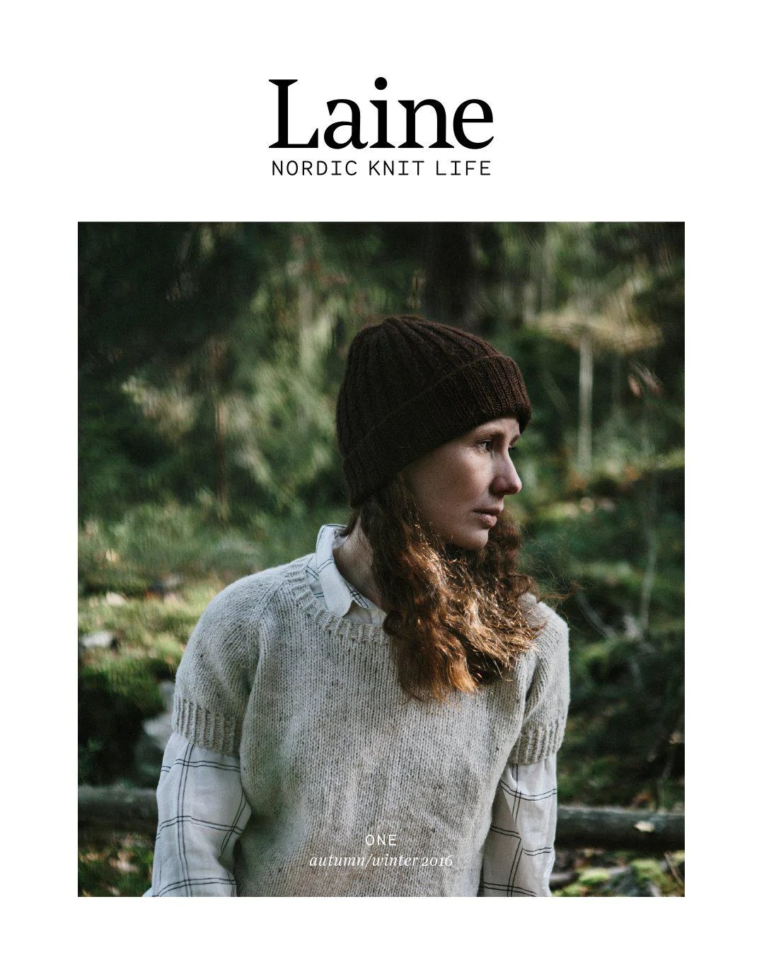 Laine Laine Magazine Issue 1 Firefly Fibers