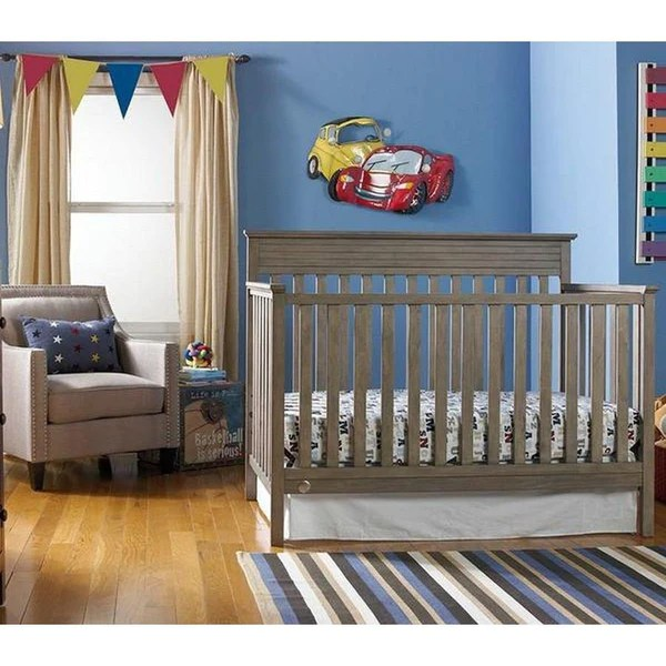 Baby Travel Systems Clearance Fisher Price Newbury Convertible Crib Vintage Grey