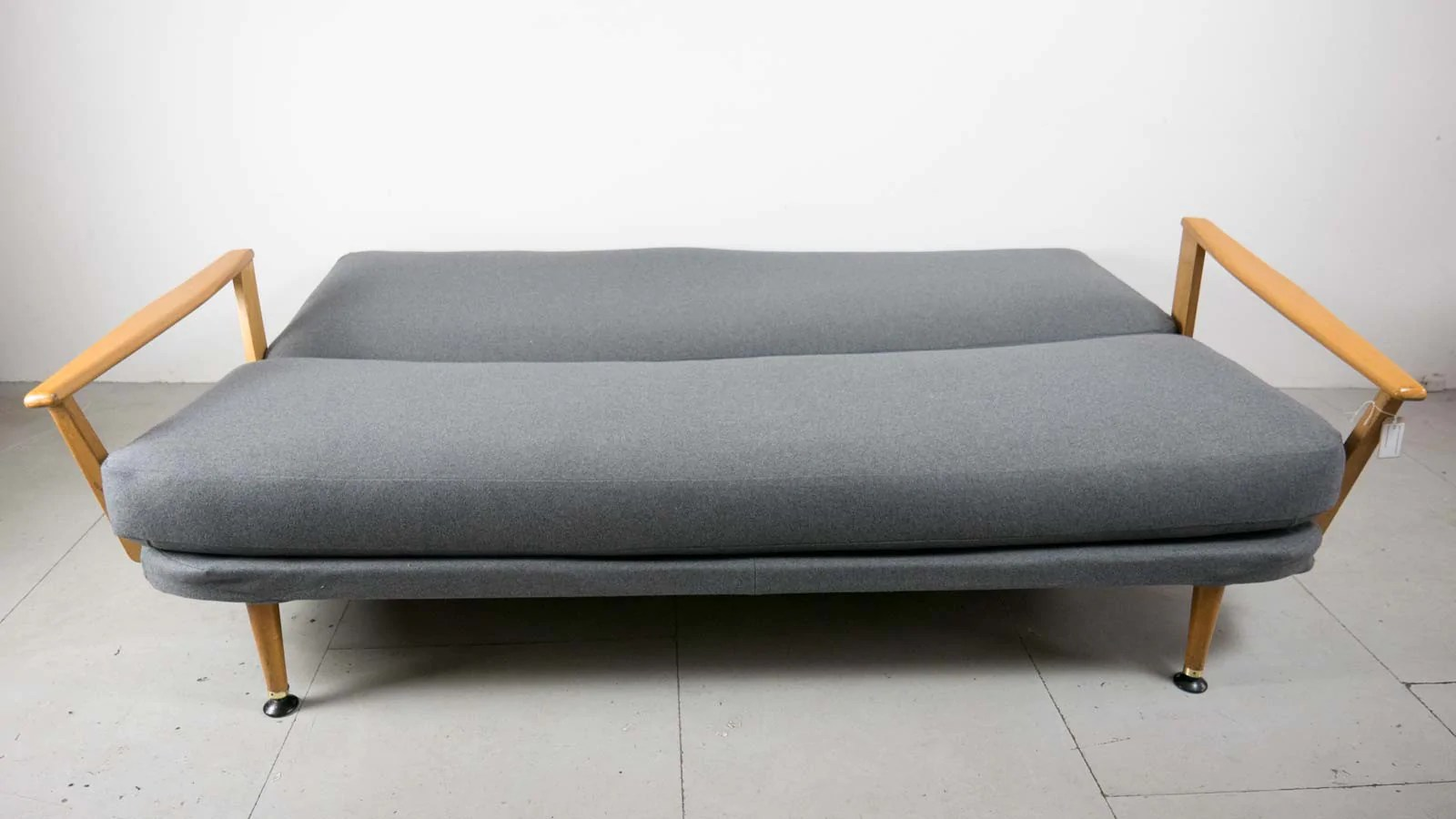 Sofa Darwin Interio Clic Clac Sofa Bed With Arms Set Normal Size Marshmallow 2 In 1