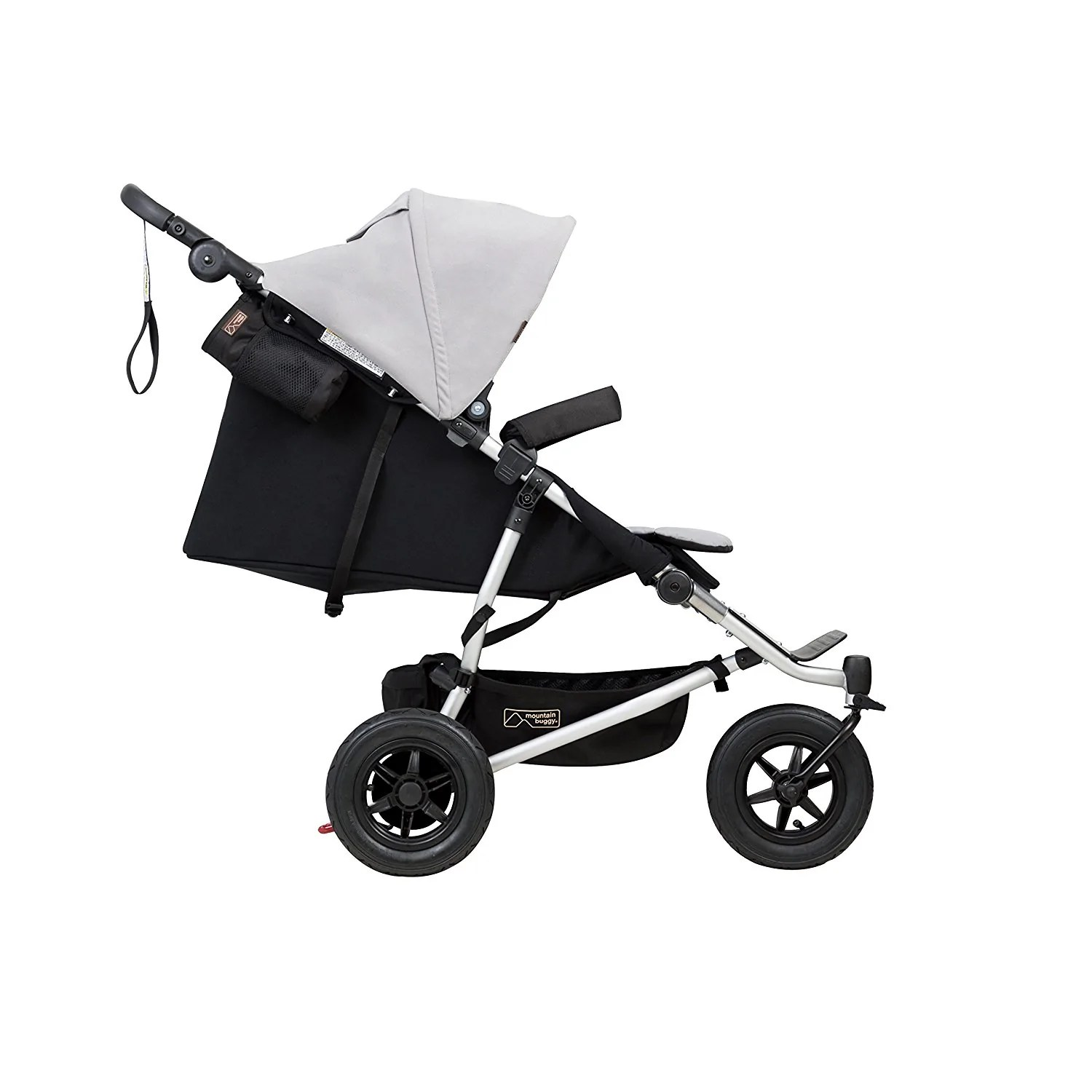 Mountain Buggy Double Kit Mountain Buggy Duet V3 Double Stroller