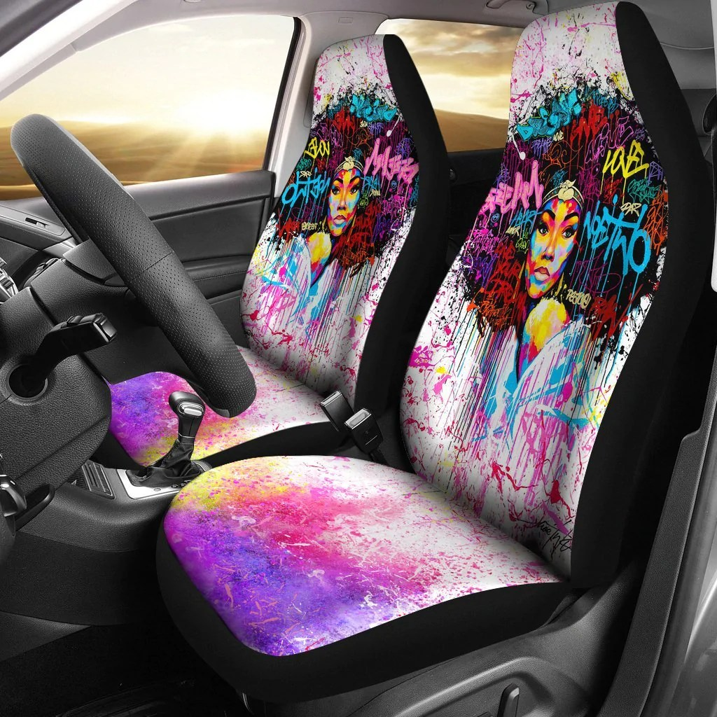 Where Can I Find Seat Covers Beautiful Black Girl Car Seat Cover