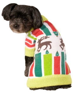 Small Of Dog Christmas Sweater