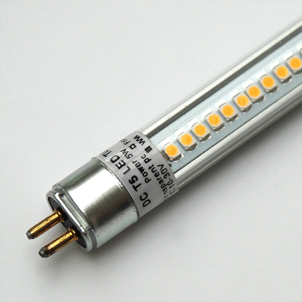 Led Light T5 T5 Led Tube Replacement Lamp For 300mm 12in Fluorescent Fixtures