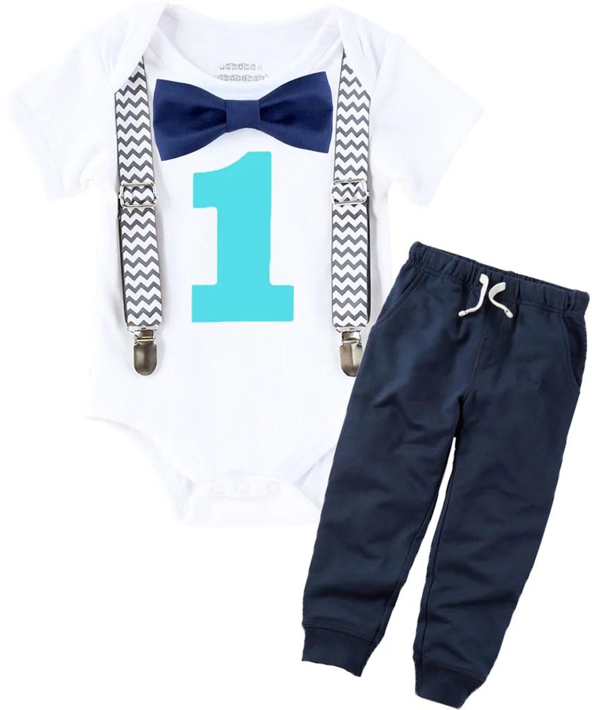 First Birthday Shirt Boy Carters LTT