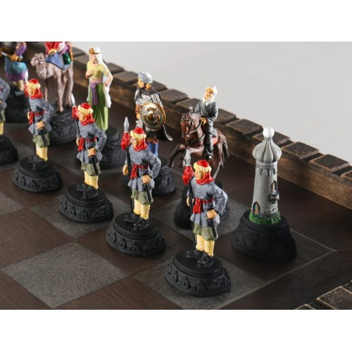 Medium Crop Of Medieval Chess Set