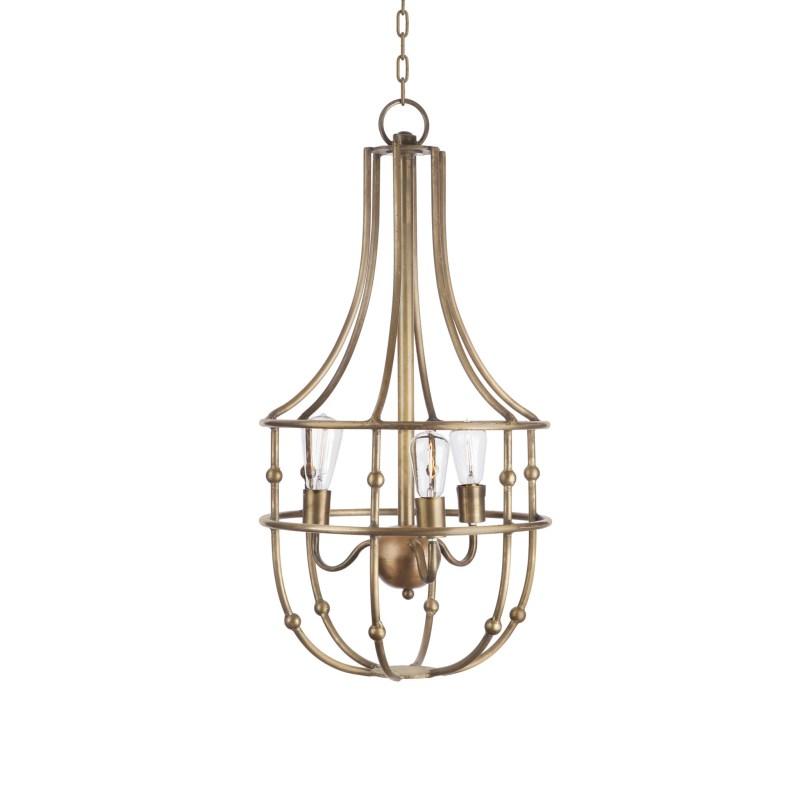 Large Of Brass Pendant Light