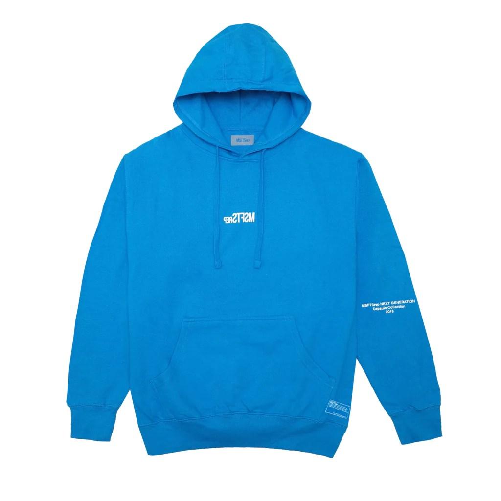 msftsrep hoodie size chart