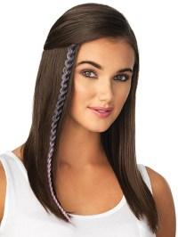 Metallic Braid Extension - Clip In   POP by Hairdo - Hair ...