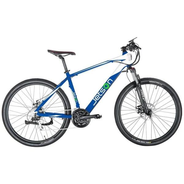 jetson adventure 36v electric city bike