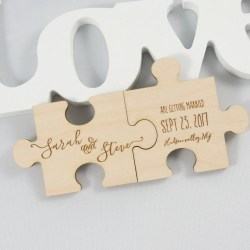 Small Crop Of Save The Date Magnet