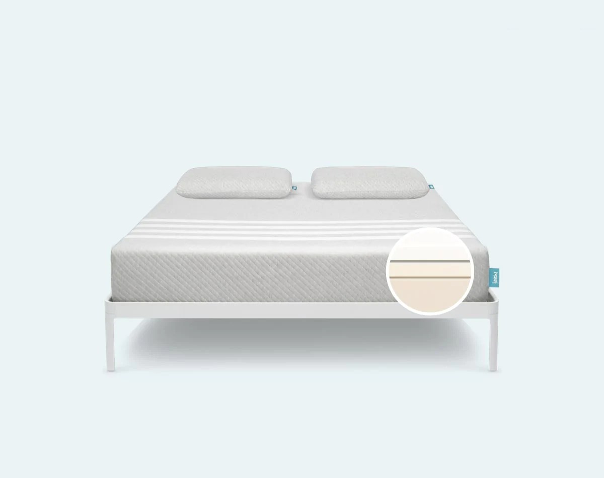 Rolled Single Mattress A Better Place To Sleep Try Risk Free For 100 Nights Leesa