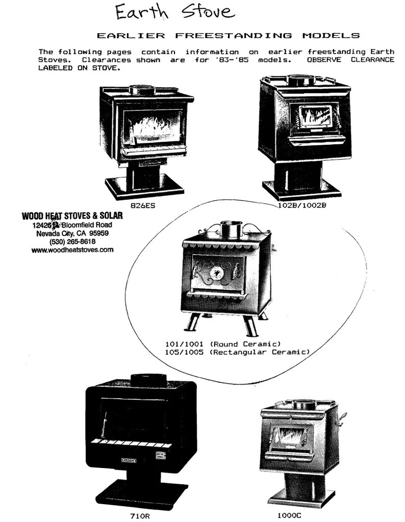earth stove wiring diagram