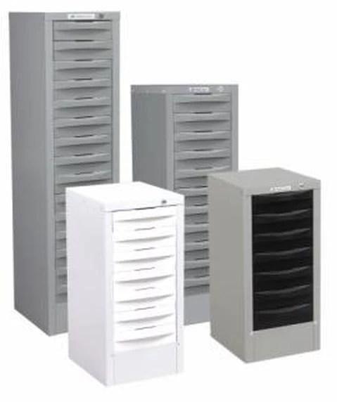 Multidrawer Stationery Cabinet 11 Drawers Office