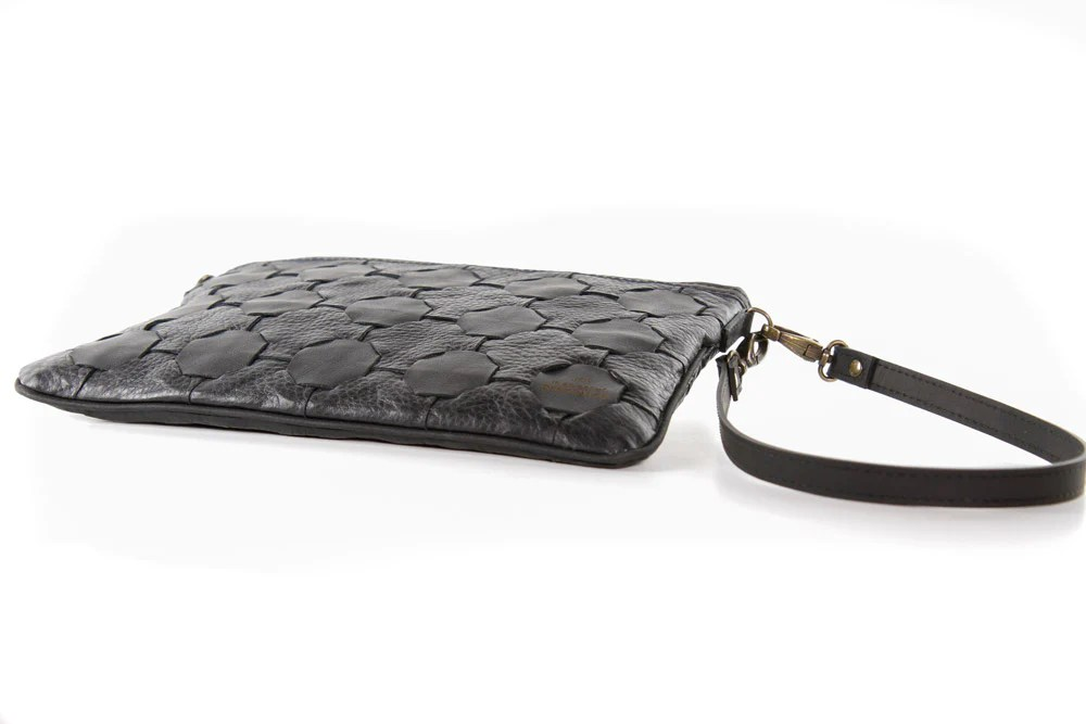 Mk Leather Clutch Hose Mkclearance