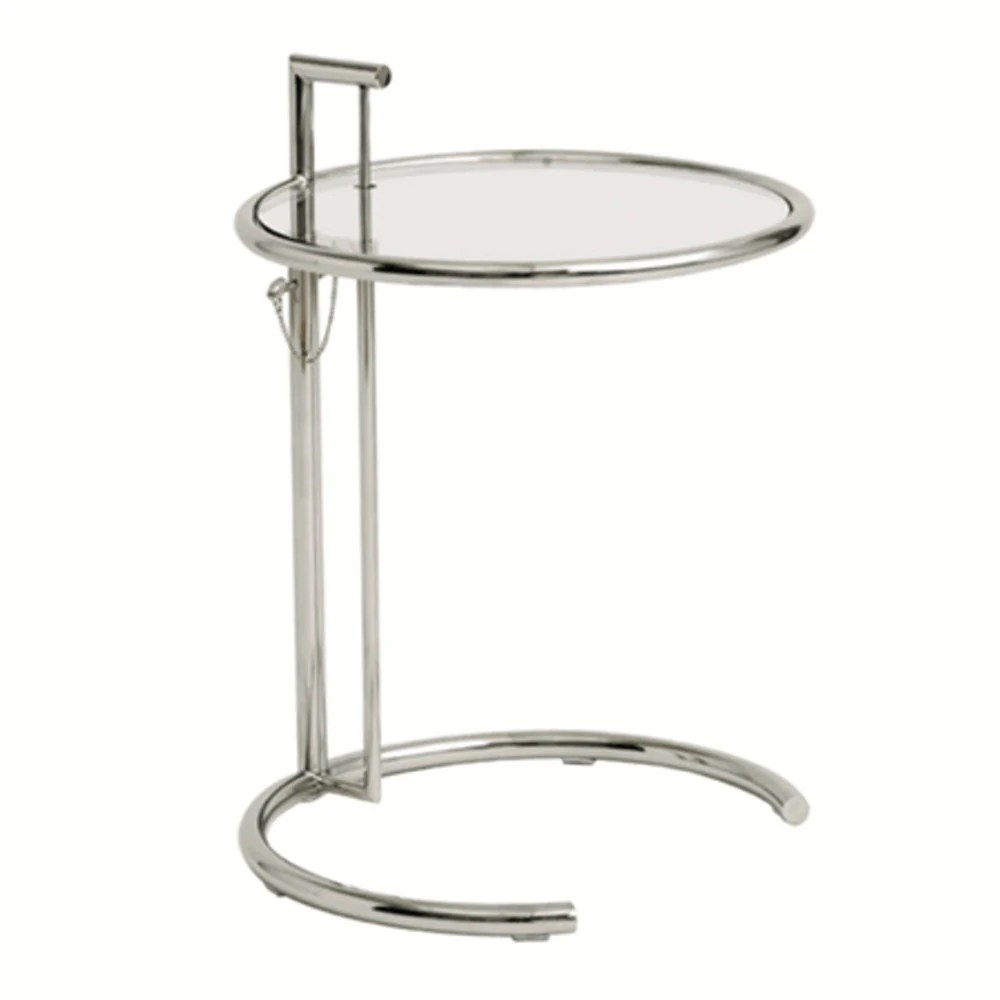 Eileen Gray Table Replica Eileen Gray E1027 Adjustable Table