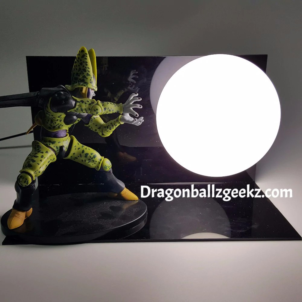Dragon Lamps For Sale Dragon Ball Z Lamp Cell