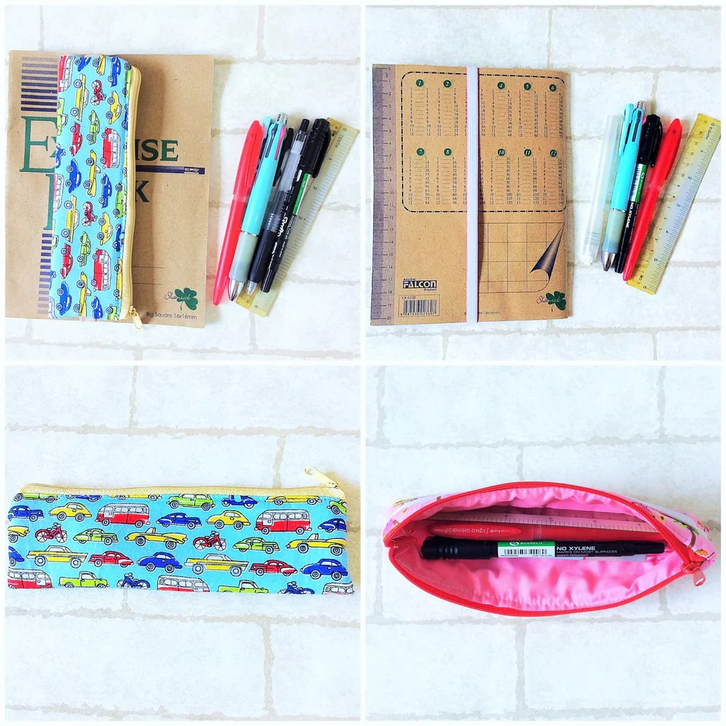 Pen Holders For Cars Handmade Pencil Pouch For Kids Singapore Handmade