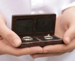 Small Of Wedding Ring Box