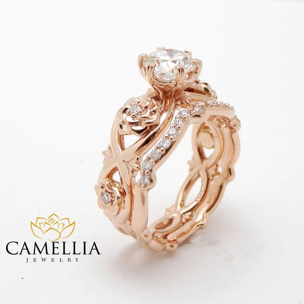 Fullsize Of Rose Gold Promise Ring