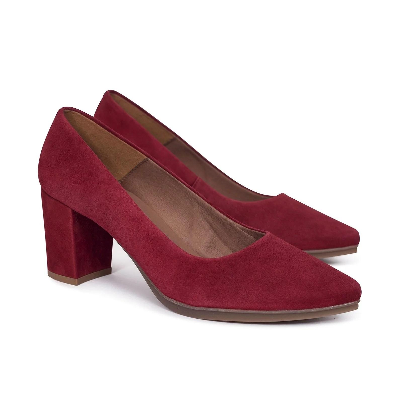 Nuevo 2018 De Zapatos Salon Rojos 100 Garantía Satisfacción Del H808vxw