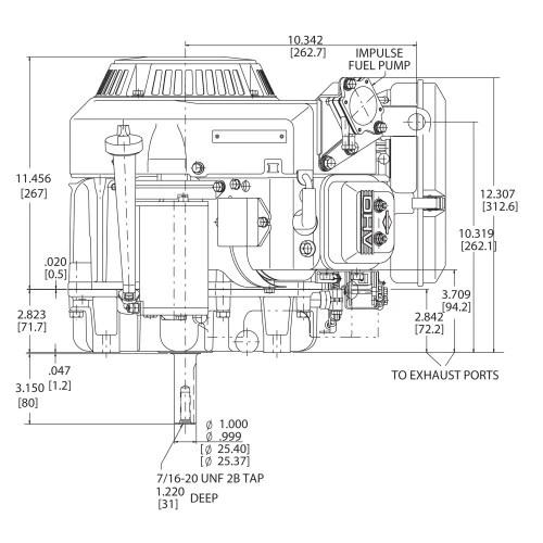 14 hp vanguard Schaltplang