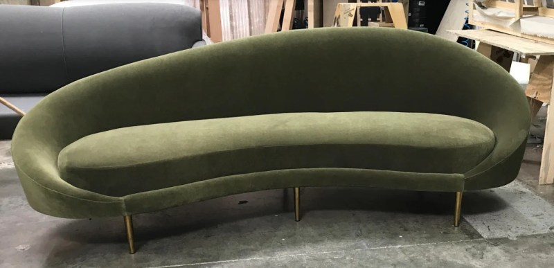 Large Of Mid Century Modern Couch