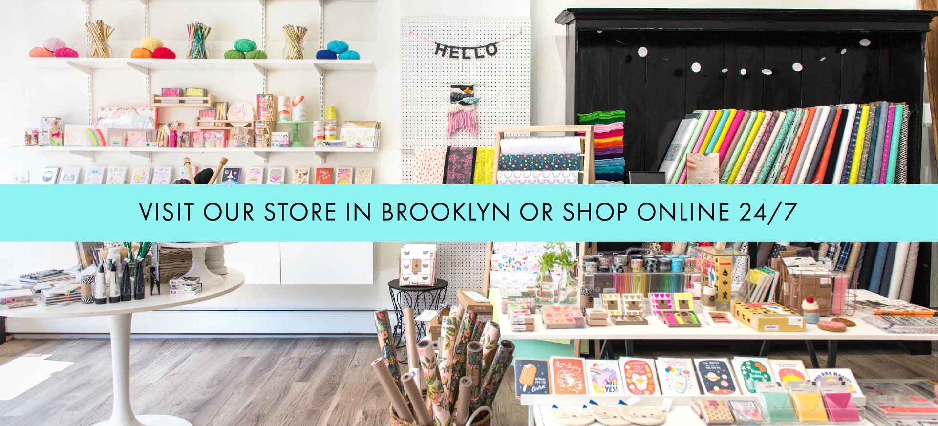 Craft Online Store Brooklyn Craft Company