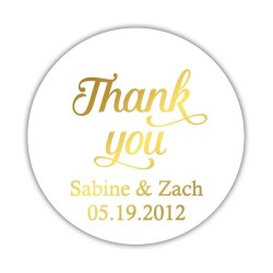 Staggering Foil Thank You Stickers Foil Thank You Stickers G Foil Stickers Daisies Thank You Stickers Hobby Lobby Thank You Stickers Target inspiration Thank You Stickers