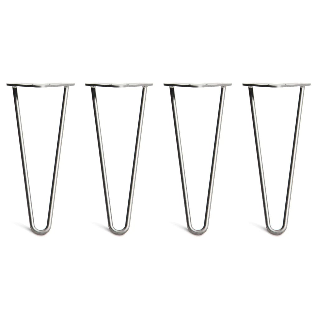 Hairpin Legs Couchtisch 12inch 30cm Low Coffee Table 4 Pack