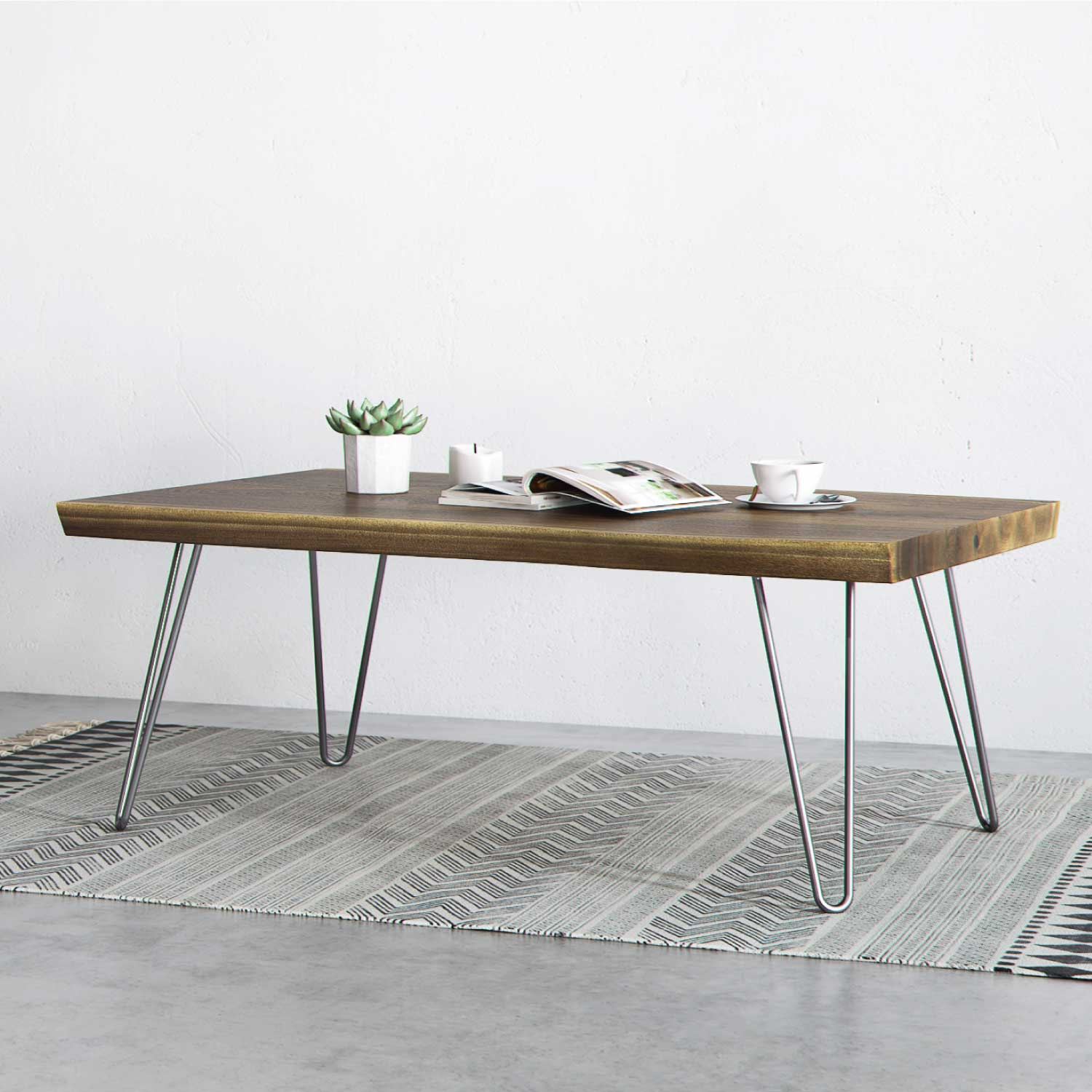 Hairpin Legs Couchtisch 14inch / 35cm - Coffee Table