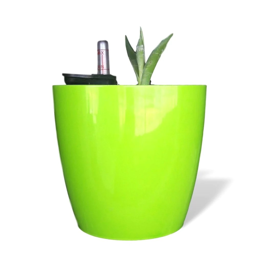 Green Planter Shop Gardening Pots In Different Shapes And Sizes