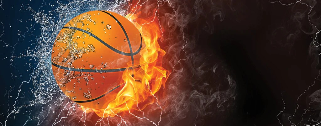 Patrick Wallpaper Hd Basketball On Fire And Water Lightheaded Beds