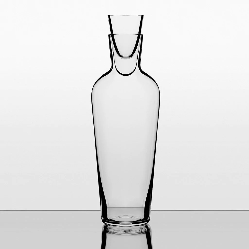Decanter Wine Glas The Water Carafe