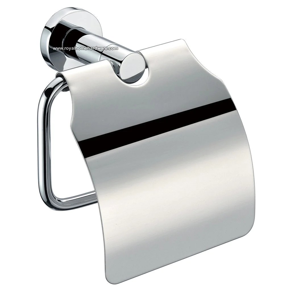 Stainless Steel Toilet Roll Holder Polished Chrome Toilet Paper Roll Holder Stainless Steel