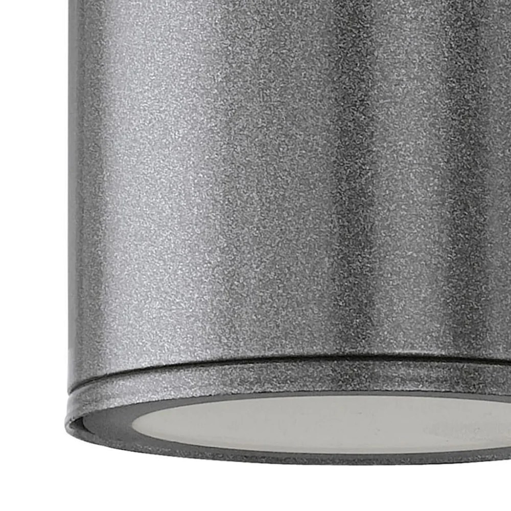 Eglo Riga Led Outdoor Wall Light Eglo 94103 Riga Led Outdoor Anthracite 2 Lamp Up Down Modern Wall Light