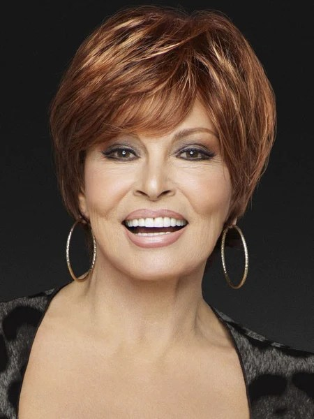 Blonde Bob Wig Human Hair Easy Going By Raquel Welch Short Wig – Wigs