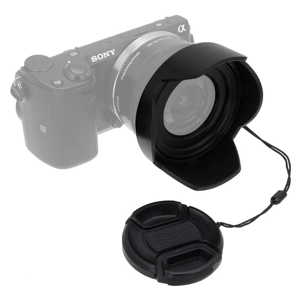 Stylish Inner Pinch Lens Lens Cap Sony Fotodiox Reversible Lens Hood Kit Usa Sony A5000 Vs A6000 Dxomark Sony A5000 Vs A6000 Video Quality Kit Sony E Pz Oss Power Zoom Lens Tulip Lens Hood dpreview Sony A5000 Vs A6000
