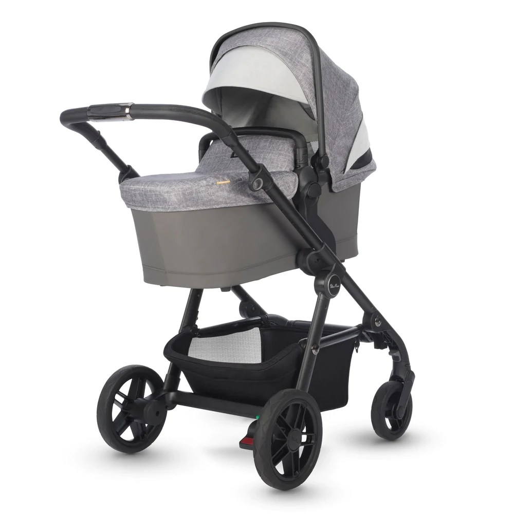 Double Pram Australia Reviews Coast Limestone Pram With Free Tandem Seat And Changing Bag