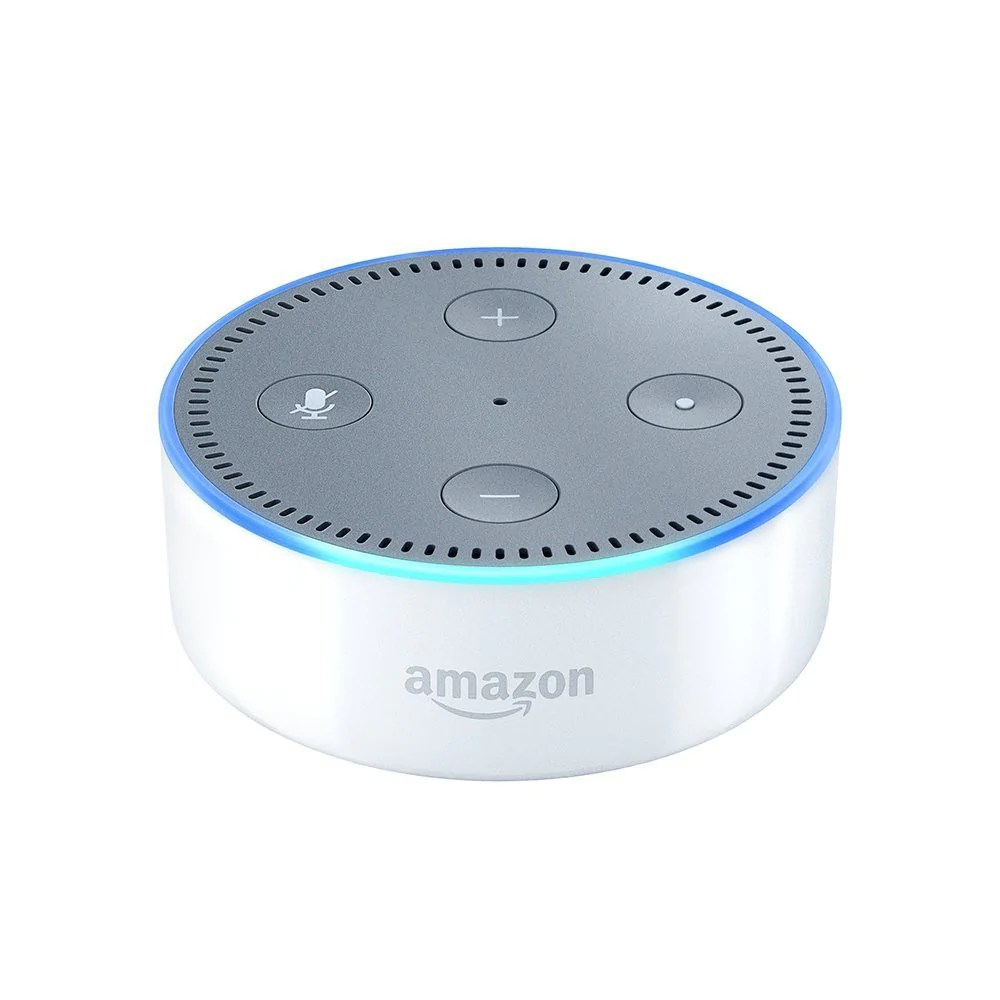 Echo Dot Installation Amazon Echo Dot Installation Configuration White