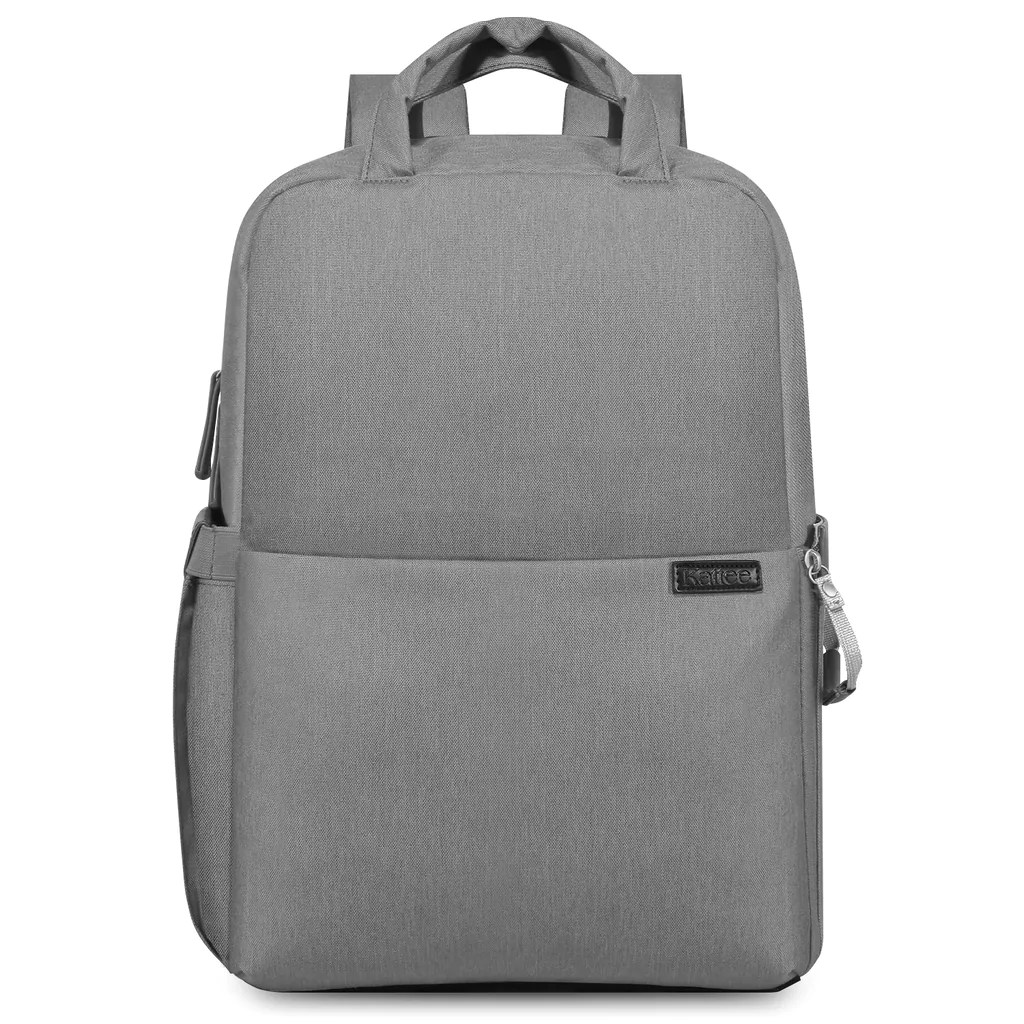 Travel Rucksack Kattee Shockproof Camera Bag Dslr Laptop Backpack Travel Rucksack For Nikon Canon Lens Tripod With Rain Cover